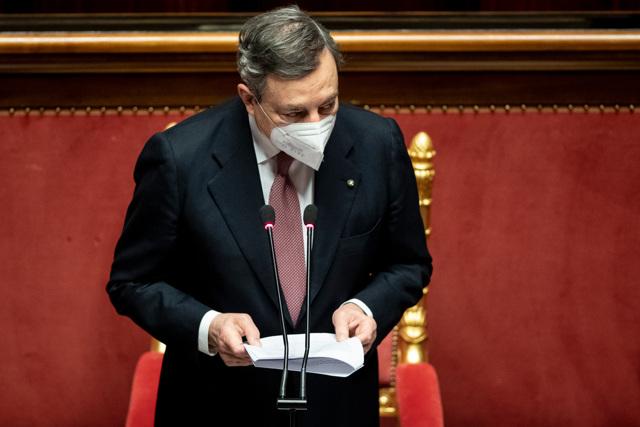 Mario Draghi - AllaDiscoteca