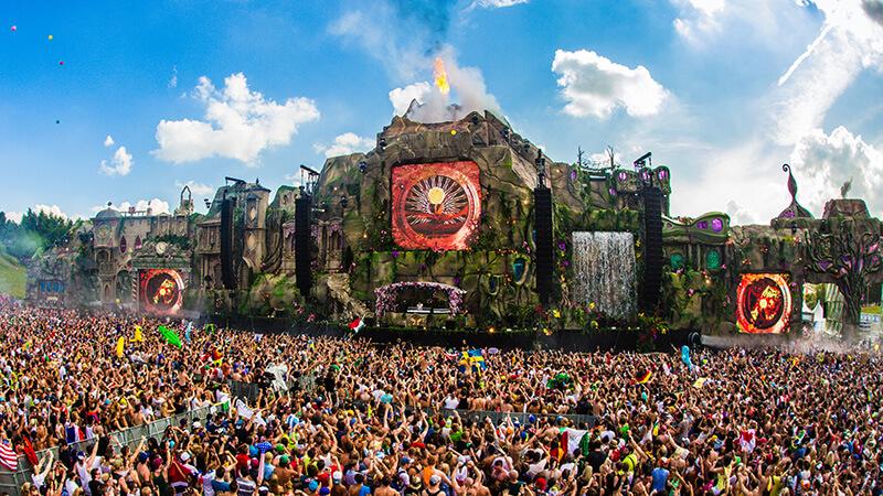 Tomorrowland - AllaDiscoteca