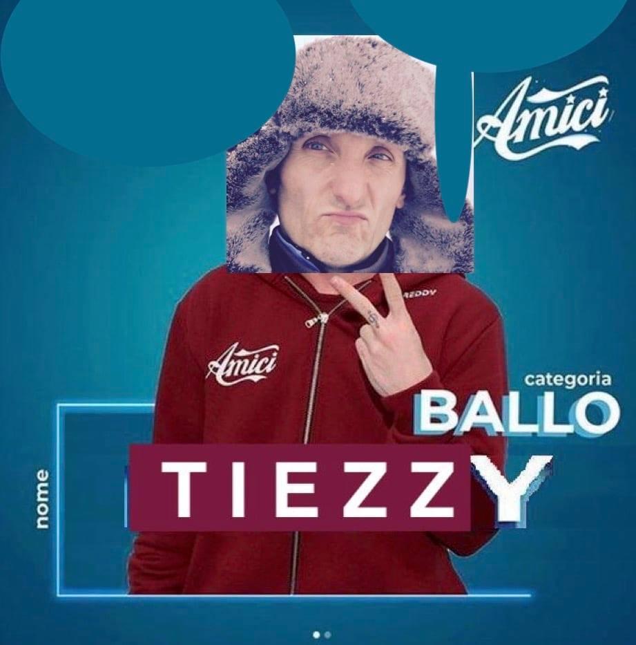 Lorenzo Tiezzi - AllaDiscoteca