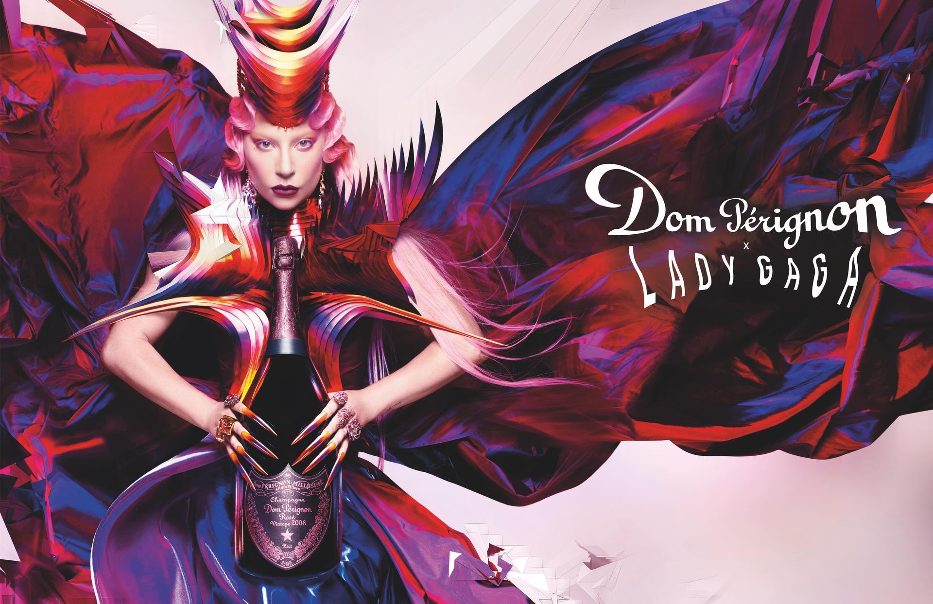 Dom Perignon x Lady Gaga